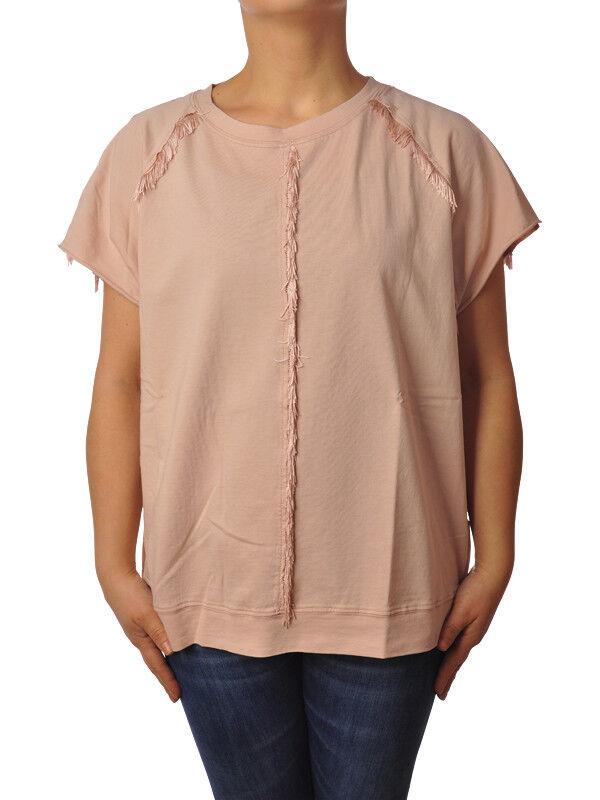 8pm - Topwear-T-shirts - Woman - Rosa - 5195224D183801