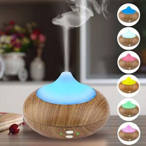 7-Colour-LED-Arome-Diffuseur-Huiles-Essentielles-Air-Humidificateur-Ultrasons