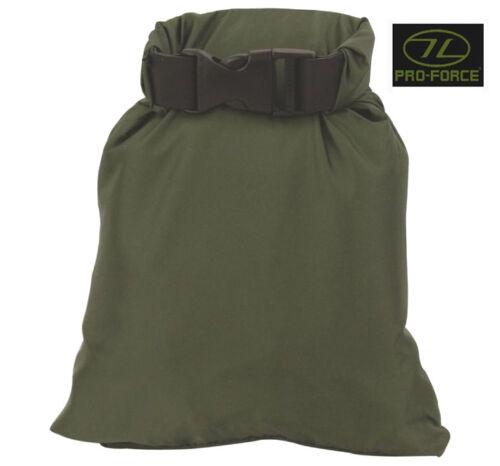 XXL Kayake Camping Dry Travel Duffle Bag Pack Waterproof Rucksack Black Green S