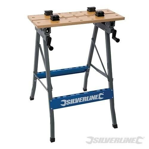 Heavy Duty Flip-Top Workbench 150kg