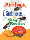 Stinkbugs, Stick Insects and Stag Beetles: And 18 More of the Strangest Insects on Earth by Sally Kneidel, Sally (Paperback, 2000)