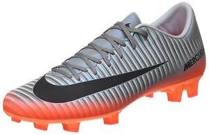 best cheap ada8b b5f8e La imagen se está cargando Nike-Mercurial-Victory-Vi-CR7-Fg-Hombre-Futbol-