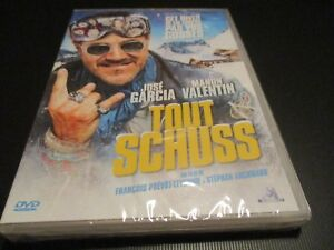 "DVD NEUF ""TOUT SCHUSS"" Jose GARCIA, Manon VALENTIN"