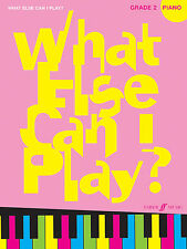 What Else Can I Play? Grade 2 Piano Solo Easy Learn to Play FABER Music BOOK