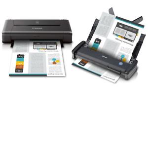 Canon P-215II Portable Document Scanner (15/ppm, Long document mode, Color/Mono)