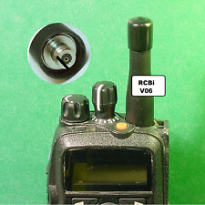 Short Antenna UHF DMR Stubby Adapter Connector for Motorola APX7000 PMAE4023