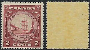 Canada-Scott-210-2c-New-Brunswick-150th-Anniversary-Issue-F-VF-NH