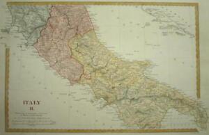 ITALY II  SOUTHERN ITALY CIRCA 1844 SDUK - London, United Kingdom - ITALY II  SOUTHERN ITALY CIRCA 1844 SDUK - London, United Kingdom
