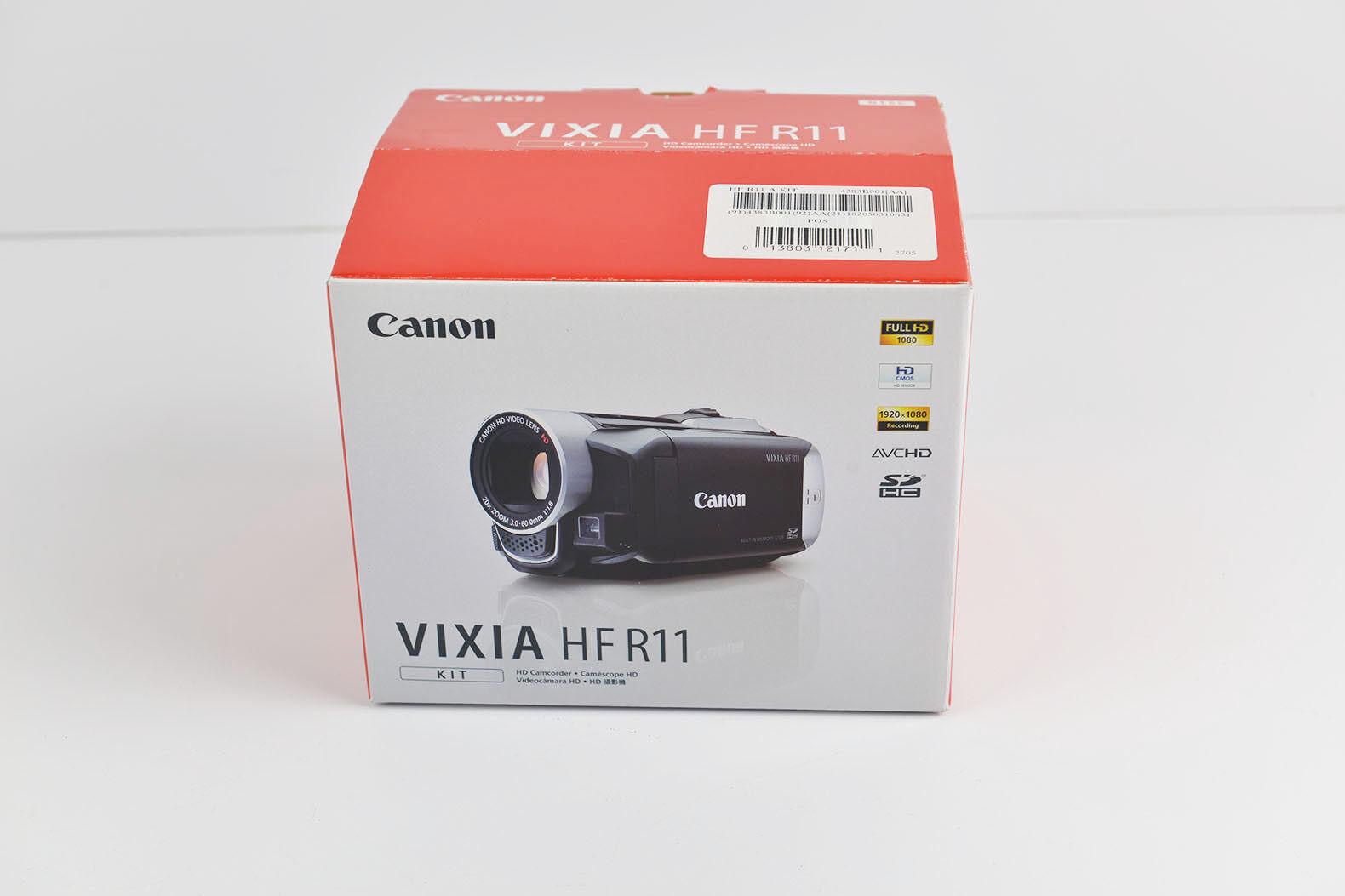 canon hf r11 32 gb camcorder dark gray ebay rh ebay com