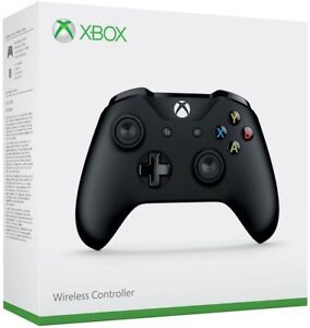 Official-Xbox-One-amp-One-S-Wireless-Controller-Black-NEW