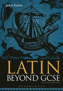 Latin-Beyond-GCSE-by-John-Taylor-9781474299831-Brand-New-Free-UK-Shipping