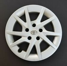 New Listingone Wheel Cover Hubcap 2012 2016 Toyota Prius V 16 Silver 61165 Used Fits Toyota