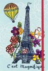 Molly Hatch Paris Essential Everyday Journal 9780735340237 Galison Books 2014