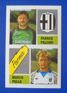 FIGURINA-EUROFLASH-CALCIO-89-N-391-PALEARI-PULLO-PARMA-new