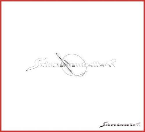 Antennenstab elektrische Antenne Saab 900 ´78-93 antenna mast saab