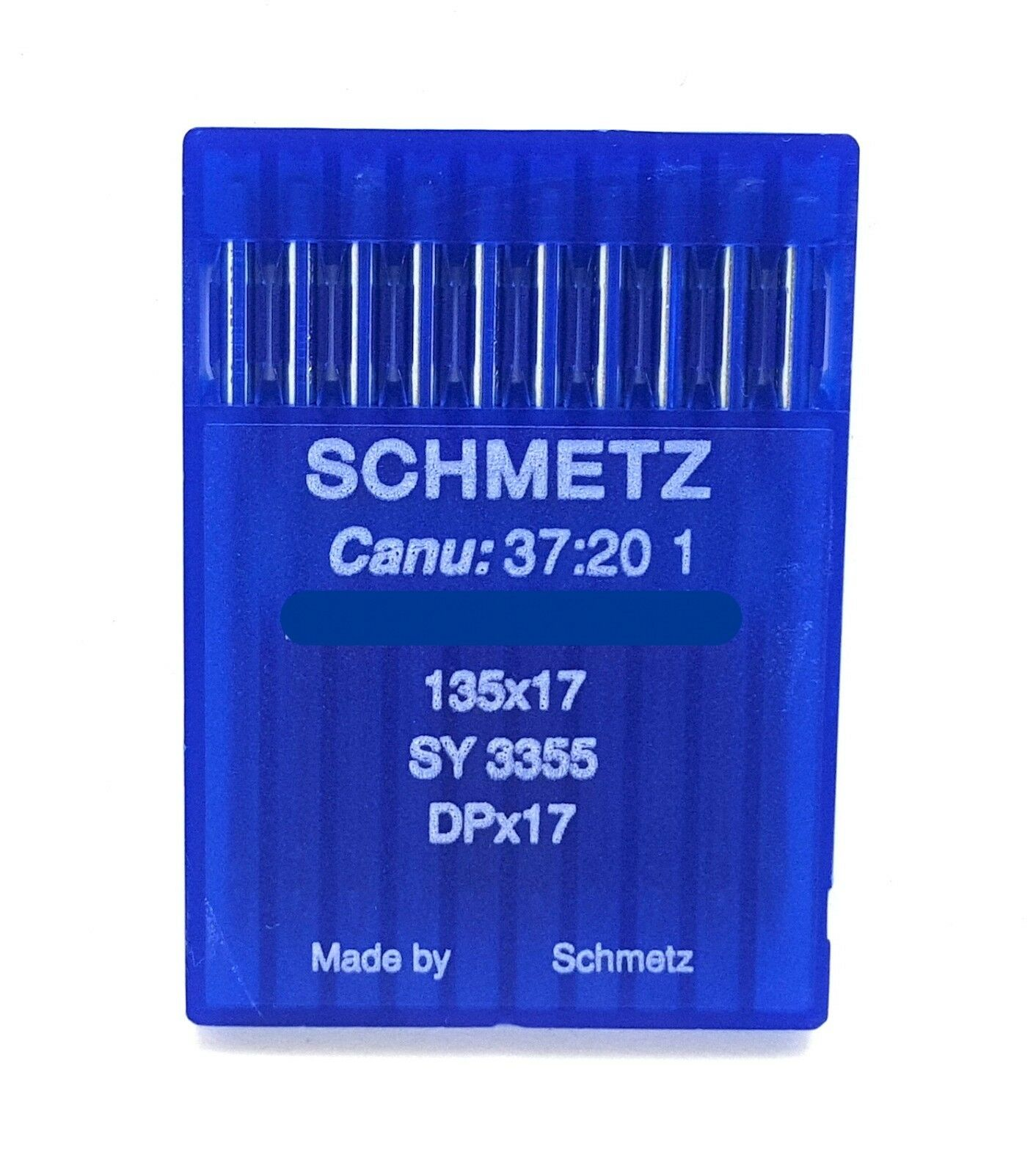 Size 25 // 200 100 DPX17 135X17 SY3355 Industrial Sewing Machine Needles Orange Brand