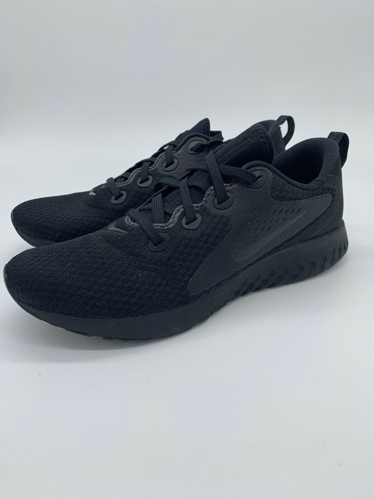 Nike Legend React Running Mens shoes Triple Black AA1625-002 Size 9