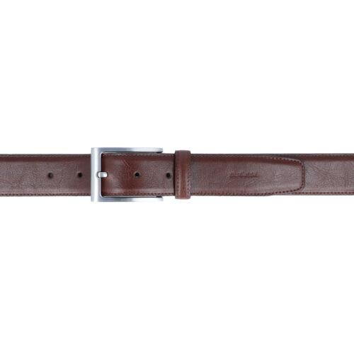 Strellson Premuim Belt Gürtel Herrengürtel Ledergürtel Leder cognac - 100 cm