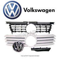 Volkswagen Jetta Sedan / Wagon 1999-2005 Front Grille Genuine on Sale