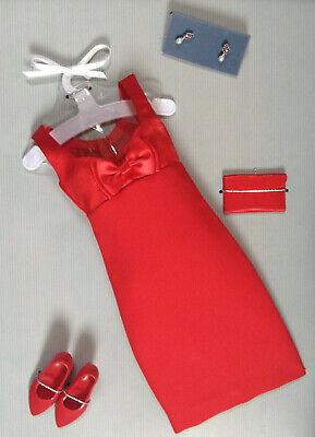 "Princess Diana Burgundy Doll Stockings for Franklin Mint 16/"" dolls"