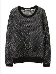 CR-LOVE-NEW-TRENERY-By-COUNTRY-ROAD-SZ-XL-16-DOT-STITCH-KNIT-WOOLEN-JUMPER