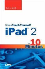 Sams Teach Yourself iPad 2 in 10 Minutes (2nd Edition) (Sams Teach You-ExLibrary