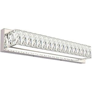 Zuzito Crystal Bathroom Vanity Lighting Fixtures 7500 Modern Led Vanity Lights 794604212609 Ebay