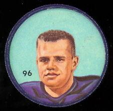 1963 CFL NALLEY'S POTATO FOOTBALL SP COIN #96 NORM RAUHAUS WINNIPEG BLUE BOMBERS