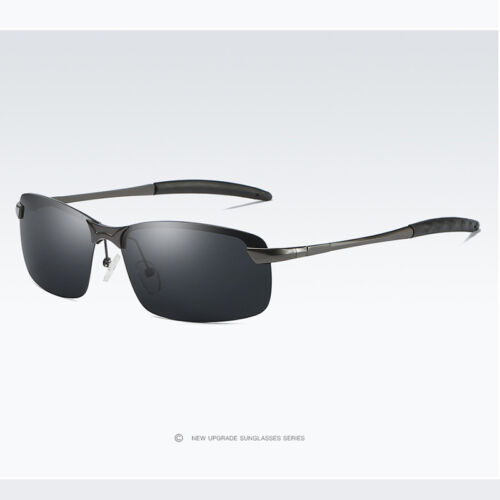 EYECRAFTERS® Mens UV400 Polarized Sunglasses Sports Flash Mirrored Driving