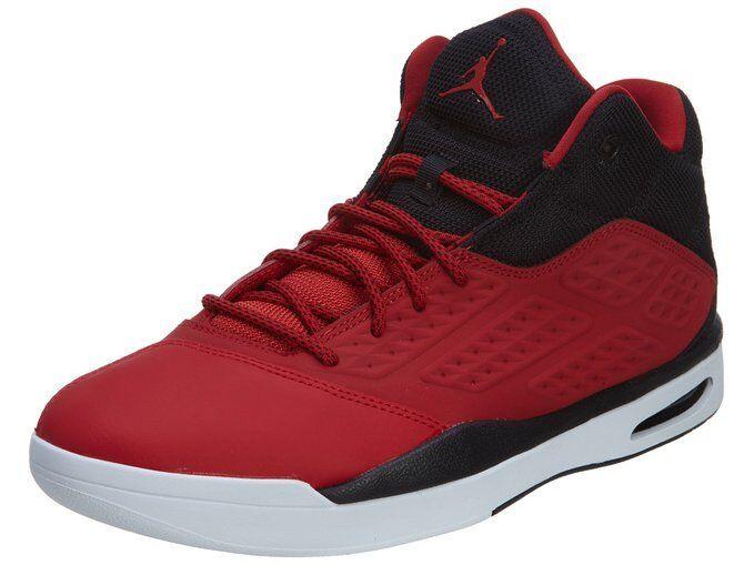 Jordan New School  rot schwarz schwarz schwarz Weiß 3c09cd