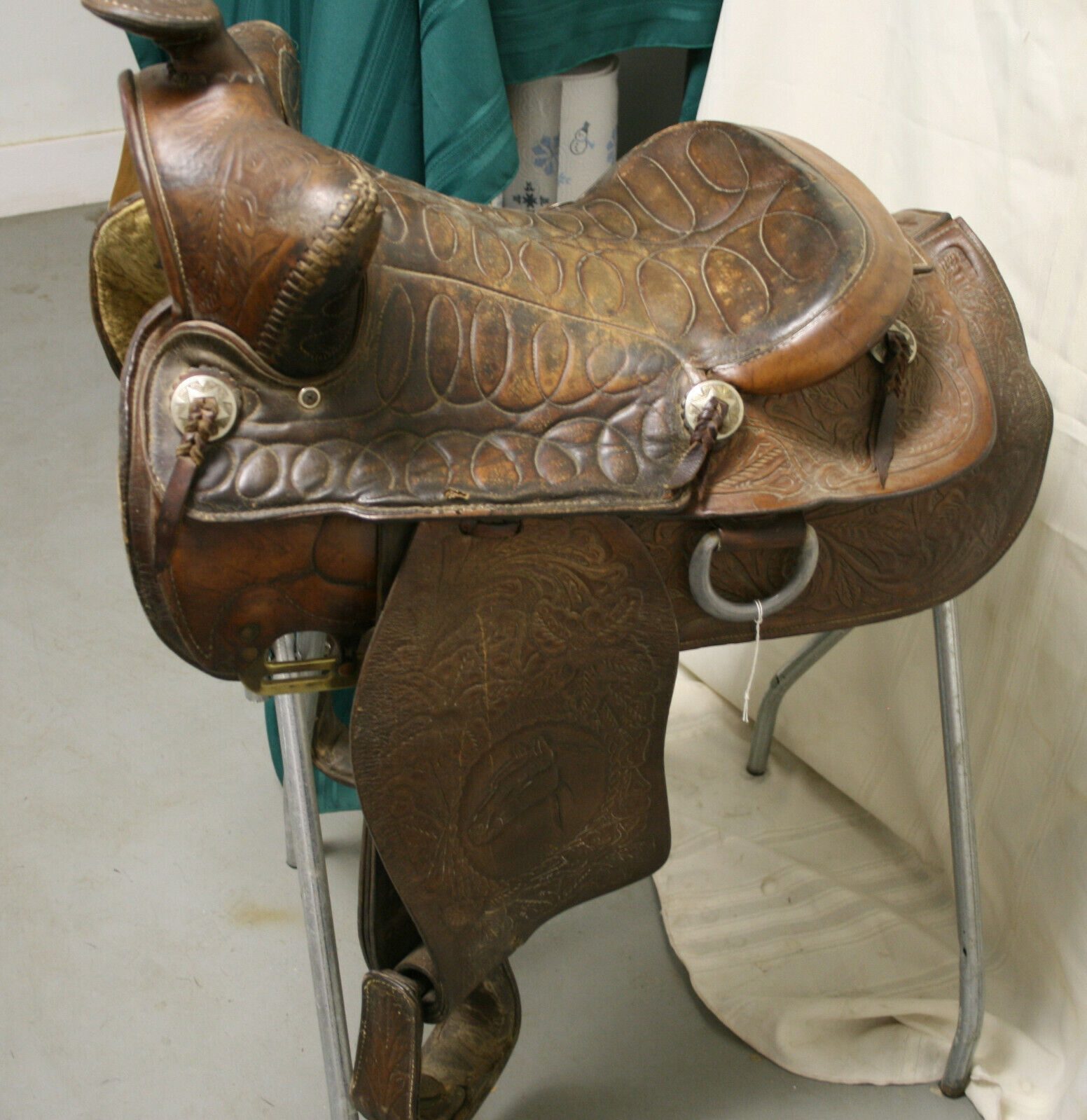 Utiliza árabe occidental Trail asiento de silla de  montar - 15.5   hasta 42% de descuento
