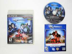 DC-Universe-Online-game-for-Sony-PlayStation-3-Complete