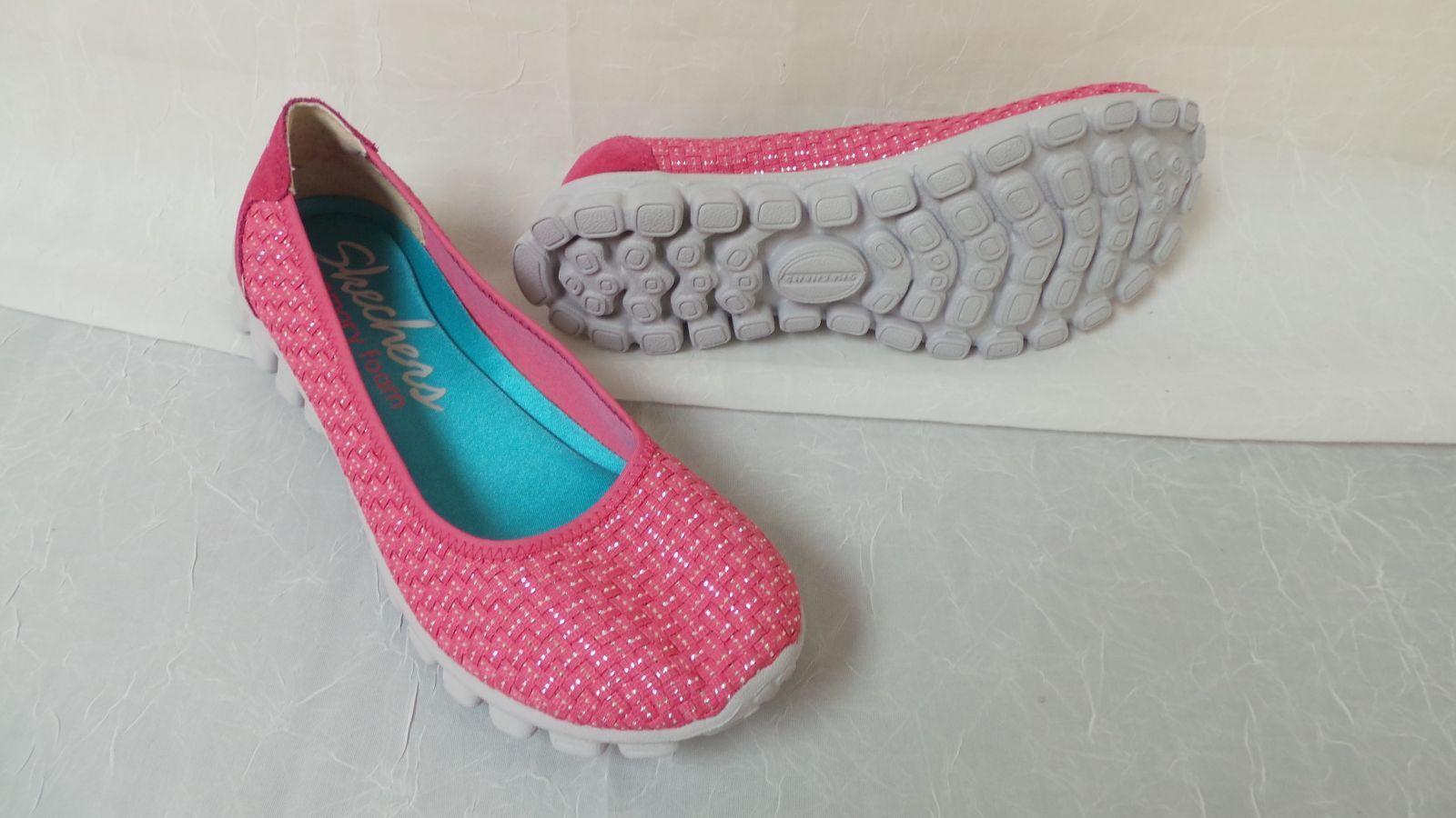 New! Skechers Womens EZ Flex 2-Illuminate Slip On Casual Shoes-22616   102B   la