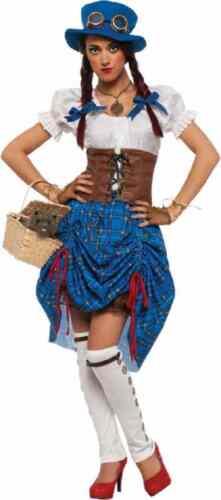 halloween costume womens wizard of oz 75th anniversary adult steampunk dorothy - Dorothy Halloween Costume Women
