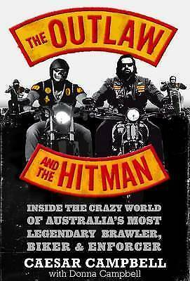 The Outlaw and the Hitman By Caesar Campbell - Paperback Free Shipping