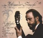 Alexander Frauchi Highlights of Russian Guitar Performing Art 4600317116713 CD