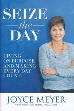Seize The Day Paperbank By joyce meyer - Brand New