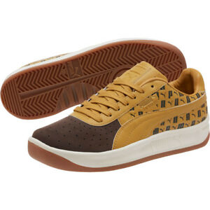Puma GV Special LUX Leather   368428 01 Brown   Tan Men SZ 8 - 13  1cdadf4e9