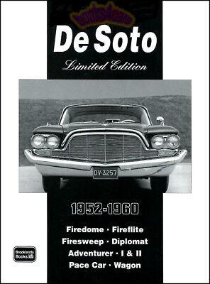 DESOTO BOOK DELIGHTFULL DAVID DENNIS DE SOTO CAR