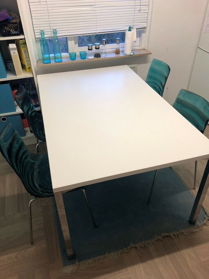 Spisebord, Ilva, b: 100 l: 180