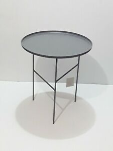 Project-62-Elgin-Round-19-034-x17-034-Steel-Accent-Table-Matte-Gray-NEW