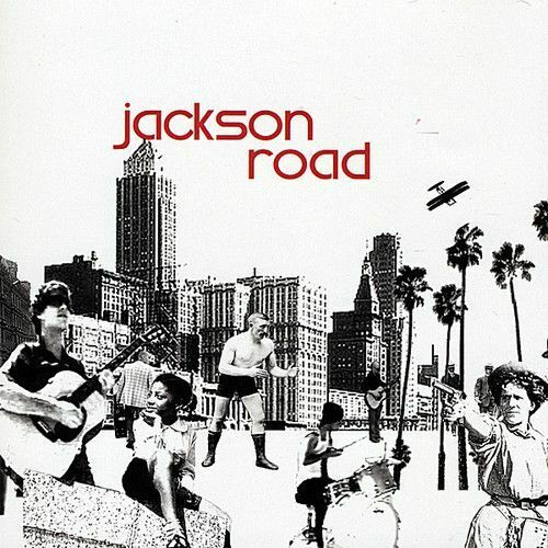 JACKSON ROAD NEW CD
