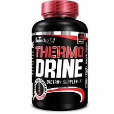 Biotech usa THERMO DRINE 60cap Green Tea L-Carnitine Caffeine Extract FREE P&P