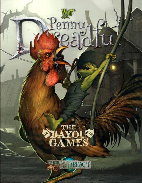 The Bayou Games - Wyrd Miniatures