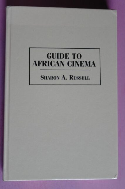 R70216 Guide to African Cinema - Hardcover –  1998
