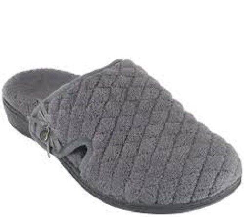Orthaheel Orthotic Snug Slippers Black