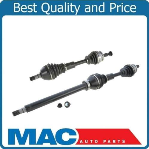 Left /& Right New For 03-06 XC90 Front Wheel Drive 2.5L CV Drive Axle Shafts 2