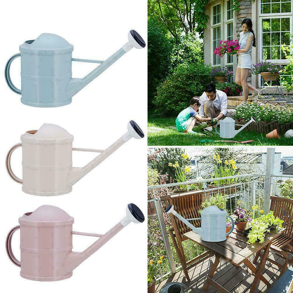 1.5L Indoor Small Watering Can Long Narrow Spout Sprinkler Kettle B6X8