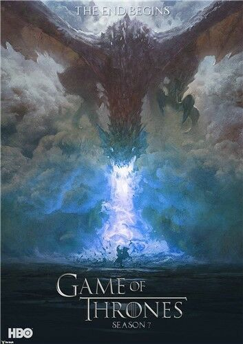 """TV Show Season Drama Series 32/""""X24/'/' inches Poster109 Game of Thrones"""