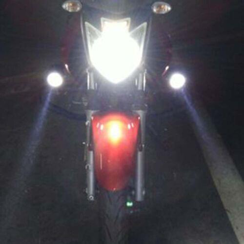 1X 12-80v 144SMD 1800LM White H6 BA20D LED E-bike Electric Bike Motor//Moped
